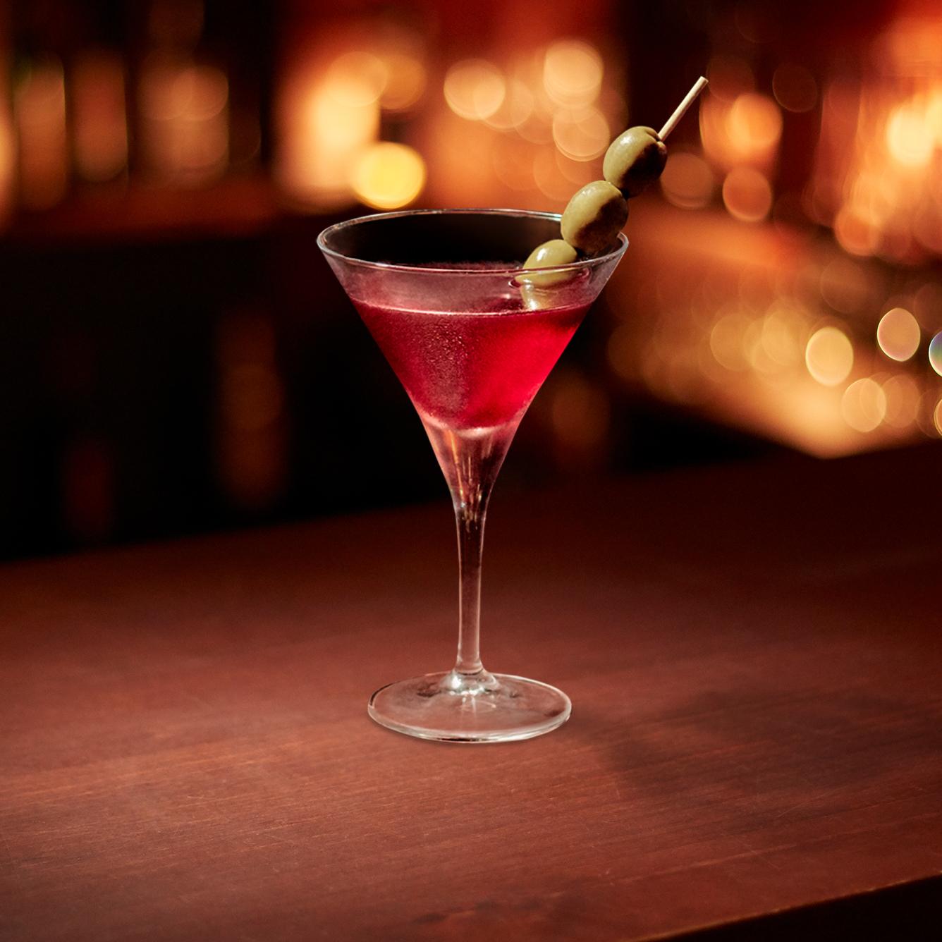 Bin 27 Martini