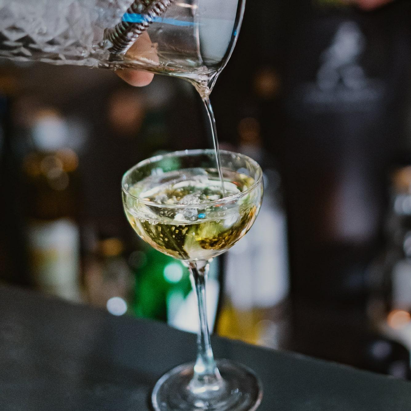 Fladgate Cocktails AS AN APERITIF